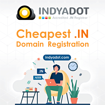Cheap Domain Registration India